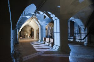 St Mary Magdalene Church undercroft