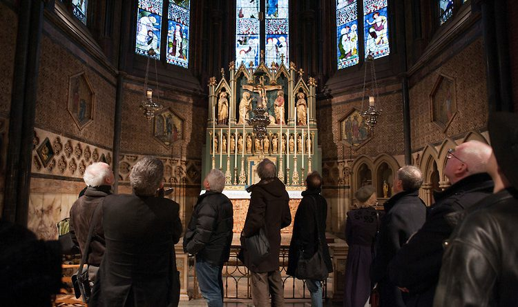 St. Mary Magdalene guided tour
