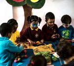 Family Centre - making stuff group