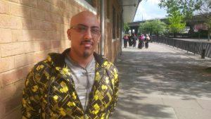 Westbourne Resident Zeyad Al-Harti