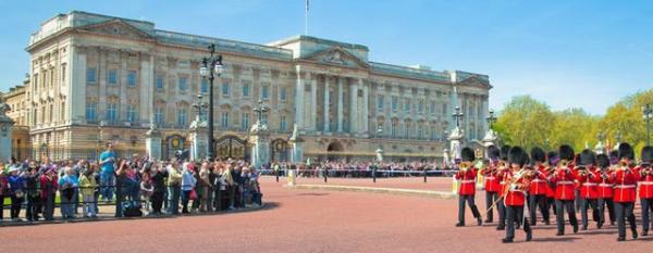Westminster Academy goes to Buckingham Palace