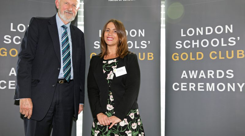 London Schools' Gold Club Awards - 25 Sep 15