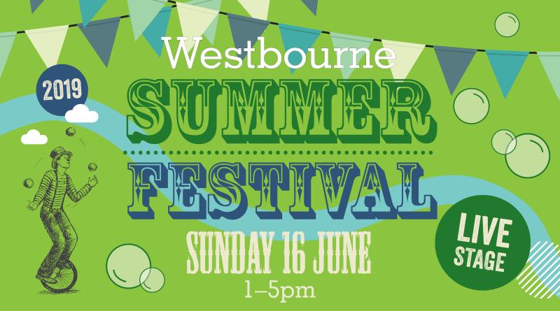Westbourne Summer Festival – 16th June 2019