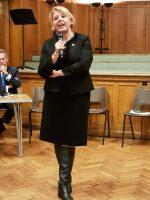 Leader of Westminster Council, Cllr Nickie Aiken