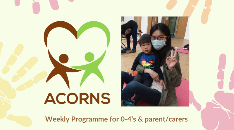 Acorns Early Years drop-ins WPFC featured image