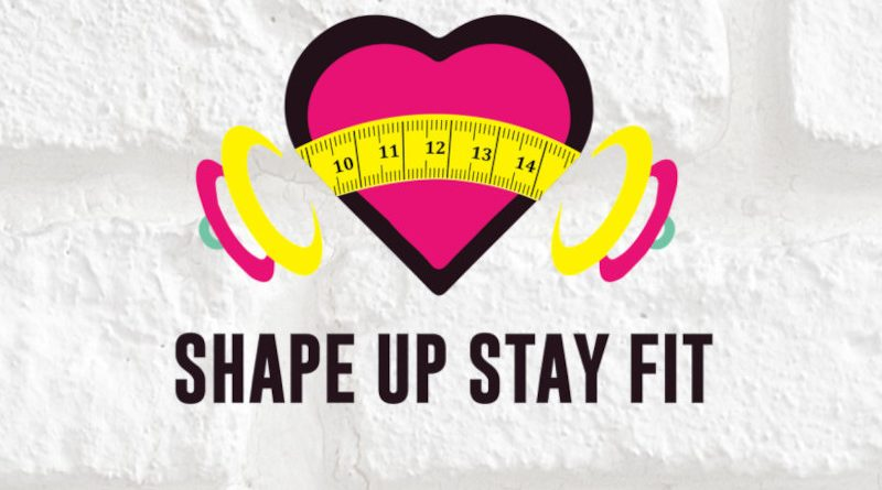 shape up stay fit - Legs, Bums & Tums