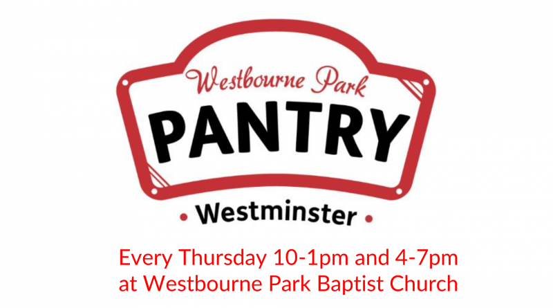 Westbourne Park Pantry Flyer