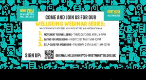 One You – Wellbeing Webinar Series