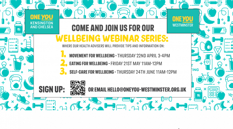 One You - Wellbeing Webinar Series