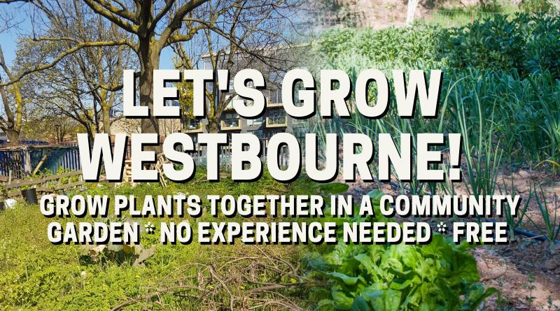 Let's Grow Westbourne - Community Gardening