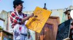 Outdoor Performance and Puppet Making Workshop