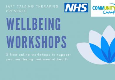 wellbeing workshop header