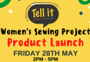 women's sowing project product launch
