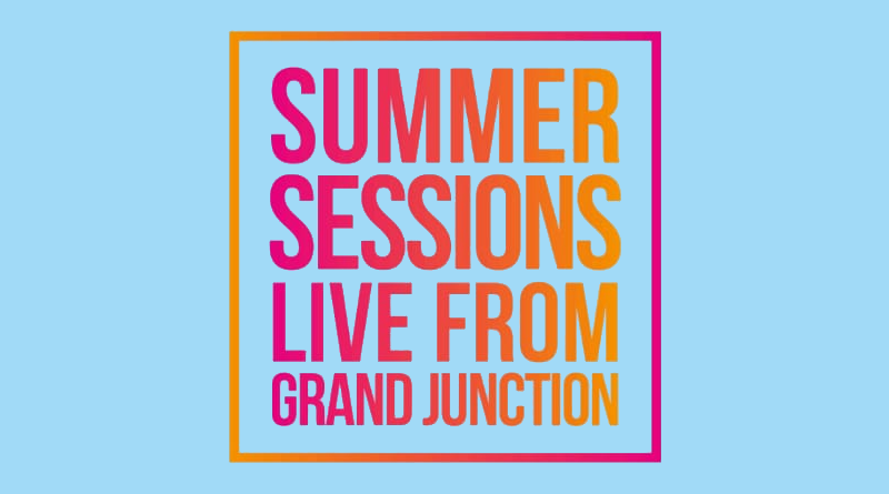 Summer Sessions Live from Grand Junction - Header