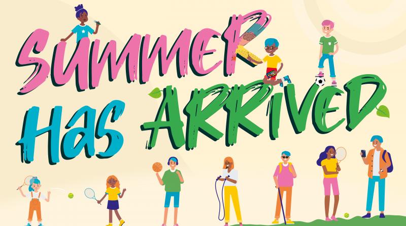 Summer holiday provision header