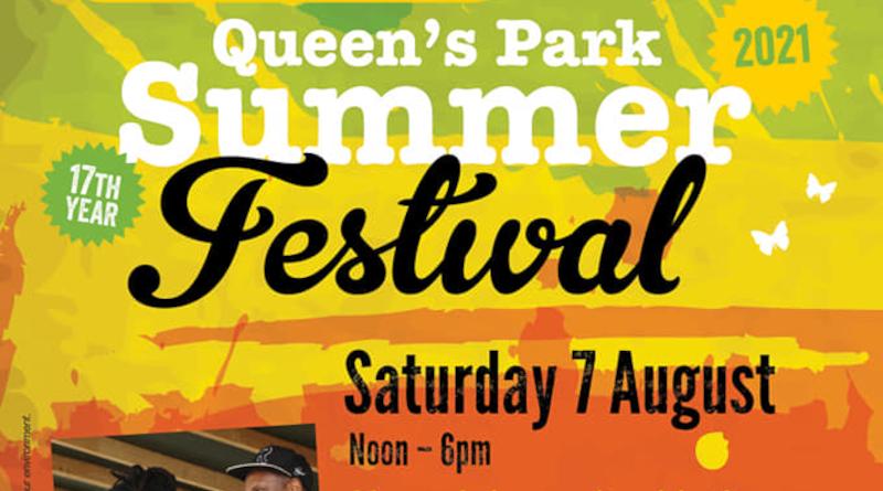 Queens's Park 2021 Summer Festival