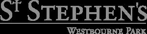 St Stephen's Westbourne Park logo