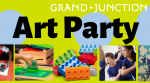 Art Party ( 2 - 11 years )