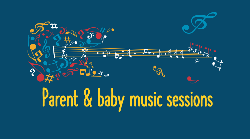 Parent and baby music sessions